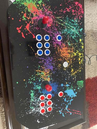 Arcade Mini Comando Premium Rearte 2021 No Es Raspberry Nuev