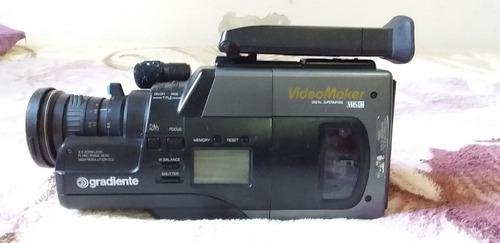 Filmadora Vhs 8:1 Mm Gradiente Gc 160c