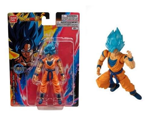 Figura Dragon Ball Super Evolve Super Saiyan Blue Goku