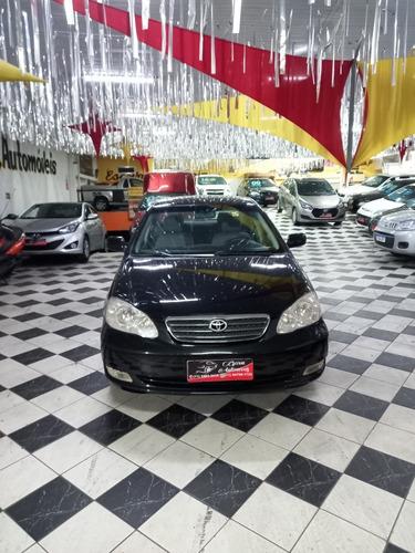 Toyota Corolla 2007 1.6 16v Xli Aut. 4p