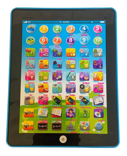 Tablet Infantil Educativo Interativo Black Friday