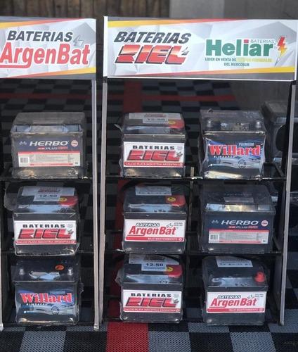 Batería Herbo 12x75