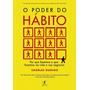 Livro O Poder Do Hábito Charles Duhigg