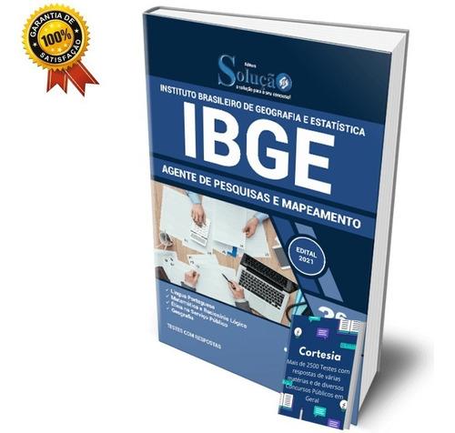 Apostila Ibge Agente De Pesquisa E Mapeamento