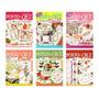Kit 6 Revistas Ponto De Cruz & Crochê Ed. Central Lote 3