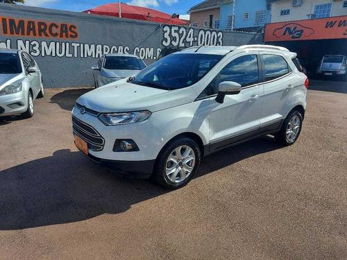 Ford Ecosport Titanium 2.0 16v Flex 5p Aut