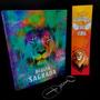 Bíblia Sagrada Leão Collors Bolsa Lançamento Masculina Kit