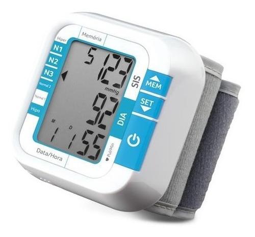 Monitor De Pressão Arterial De Pulso Hc204 Multilaser