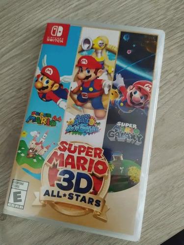 Super Mario 3d All Star - Nintendo Switch - Nuevo Sellado