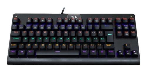 Teclado Gamer Mecánico Redragon K5