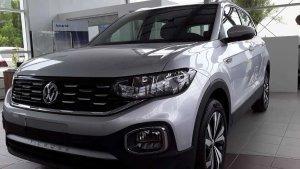 Volkswagen T Cross 0km $300.000 + Cuotas Tomamos Usados  D