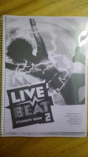 Live Beat Students Book 2 Fotocopias