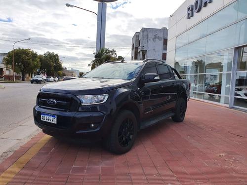 Ford Ranger Ltd Black Edition Negro 2018 62.000 Km Roas