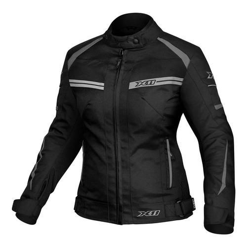Jaqueta Feminina X11 One 2 Impermeavel Moto Motociclista