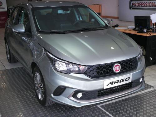Fiat Argo Anticipo Y Cuotas Sin Recib Sueld