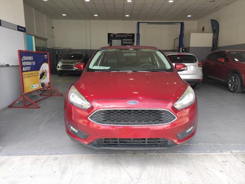 Ford Focus Se Luxury 2016