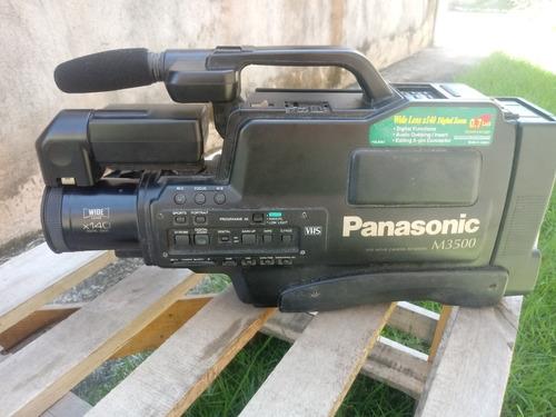 Filmadora Vhs Panasonic M3500