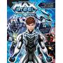 Livro Max Steel Colocando Os Vilões Para Correr