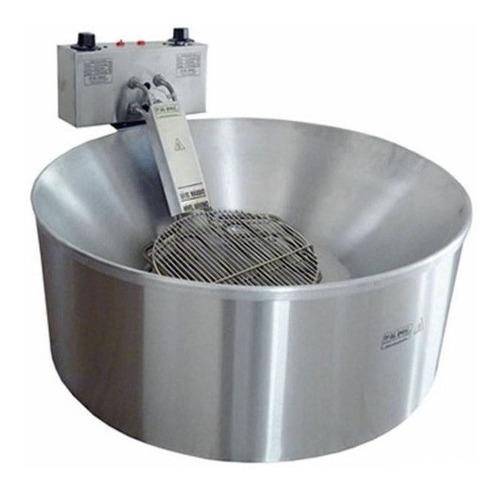 Fritadeira Elétrica Tacho 14 Lts Inox Ital Inox Industrial