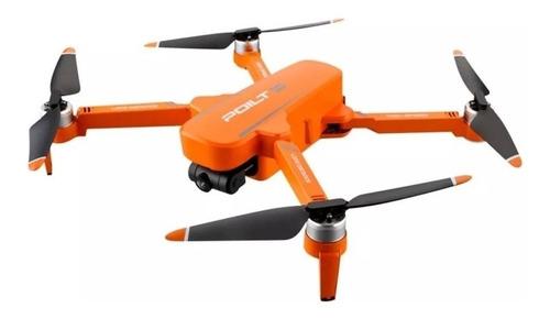 Drone Jjrc X17 Con Dual Cámara 6k Orange 5ghz