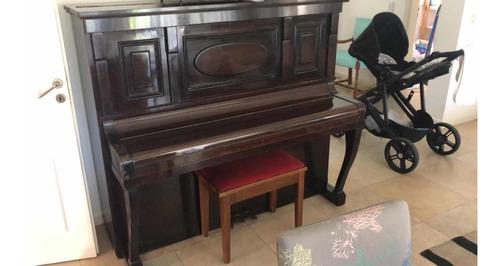 Vendo Piano Vertical Marca Hoepfner De Madera