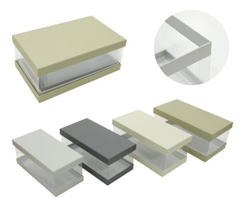 Conjunto De Caixas Organizadoras 4pçs Colorido 99186 Coza