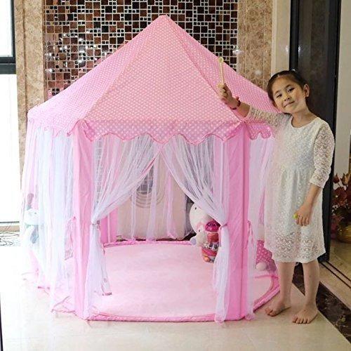 Castelo Da Princesa/ Tenda Infantil/festa Do Pijama