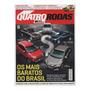 Quatro Rodas Nº675 Ecosport Up! City Etios Mercedes C180 I30