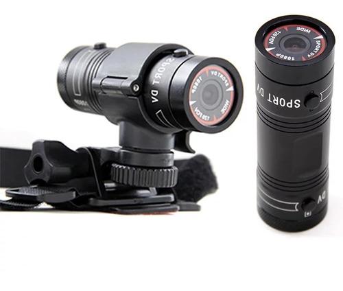 Câmera Filmadora De Ação Para Moto Capacete 1 Ano Garantia