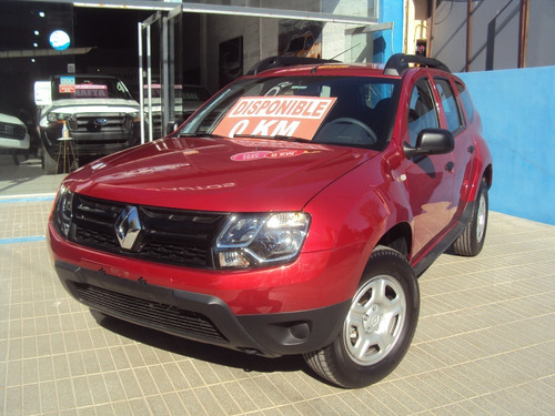Renault Duster 1.6 Expression 0km  2021.