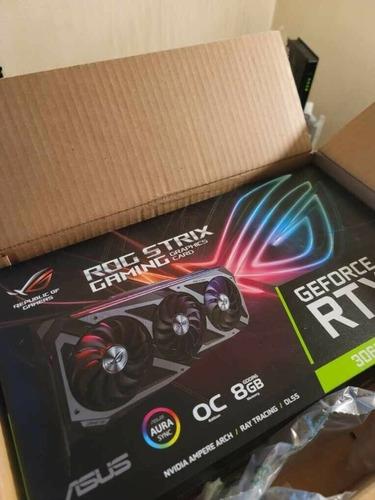 Msi Geforce Rtx 3060 Ti Gaming X Trio 8gb Gpu
