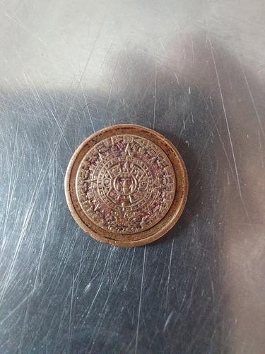 Medalla Antigua Heroe De La Patria Hidalgo