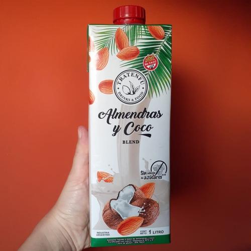 Pack X8 De Leche Vegetal Coco