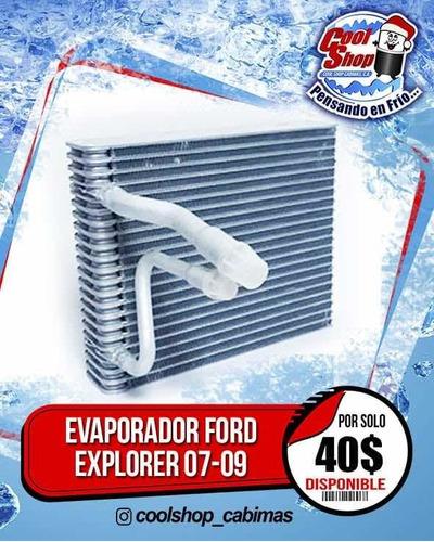 Evaporador Ford Explorer 2007-2009 Cuerpo Fino