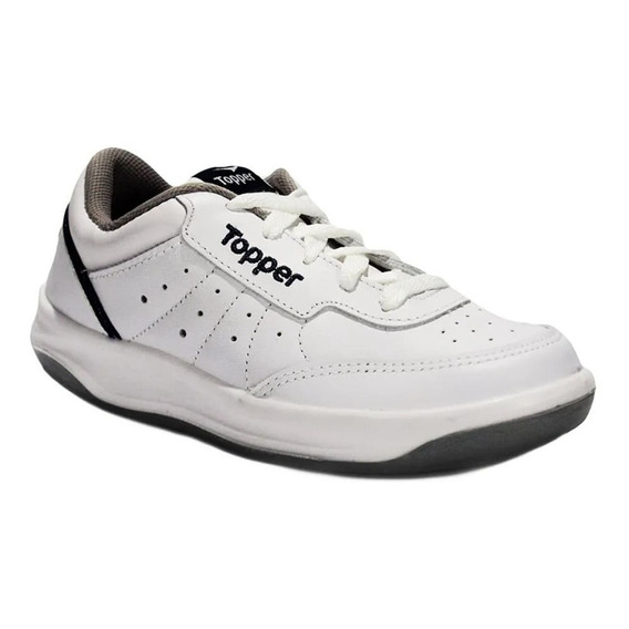 Zapatilla Topper X Forcer Kids Escolar Tenis