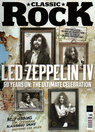 Classic Rock revista Noticias, entrevistas, fotos E Artistas