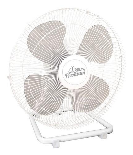 Ventilador De Mesa Venti-delta 50cm Premium Branco 170w Biv