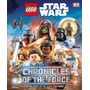 Livro Star Wars Chronicles Of The Force Lego Unkar