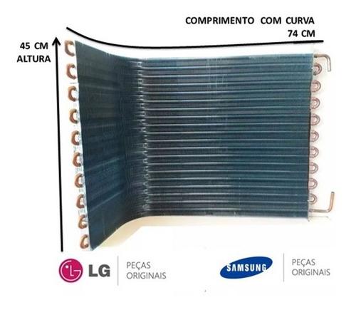 Serpentina Do Condensador 9k LG/samsung Cobre Camada Unica