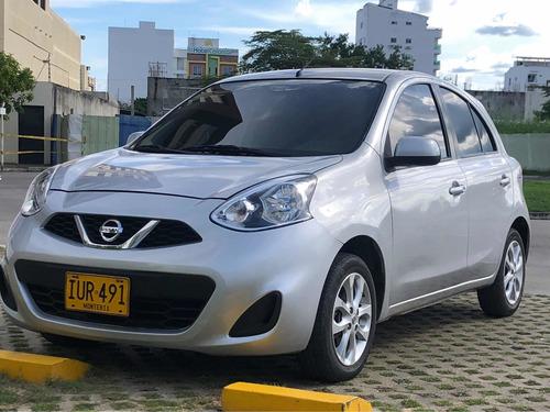 Nissan March 2017 1.6 Sense