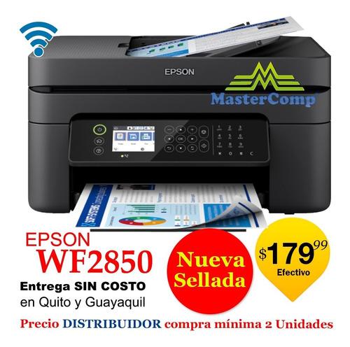 Impresoras Epson Wf2850 / Wf 2830 Solo Para Distribuidores
