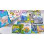 Leiturinha bau Infantil Com Livros De 0 A 4 Anos C/13 Itens