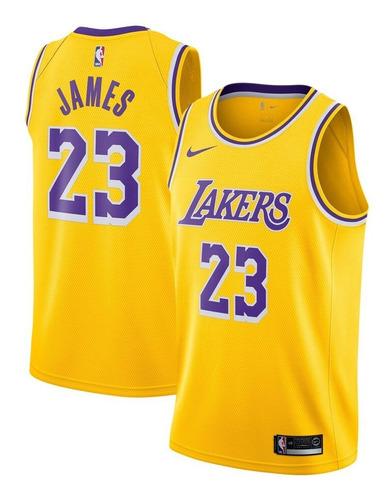 Regata Nba Los Angeles Lakers - #23