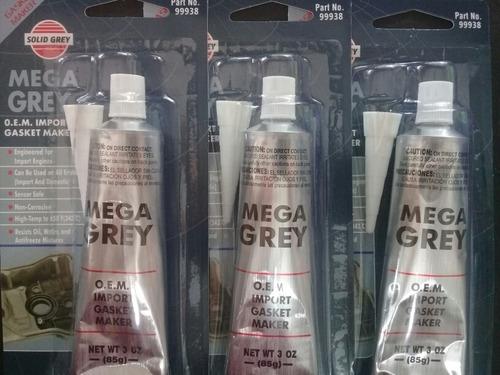 Silicone Mega Grey (precio De 2 Silicones)