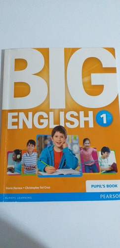 Big English 1 British -pupil's Book -pearson