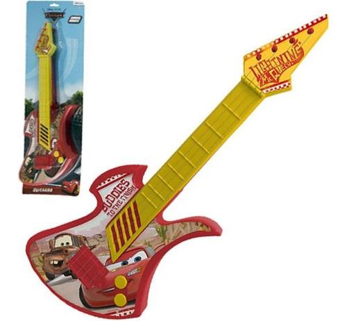 Guitarra Acústica Infantil Brinquedo Homem Aranha 42cm