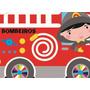 Sobre Rodas: O Caminhão De Bombeiros: 01