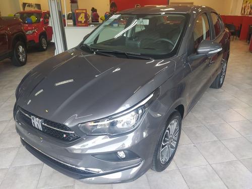 Fiat Cronos Precision 1.8 Gris Oscuro Adelanto Y Cuotas 0km