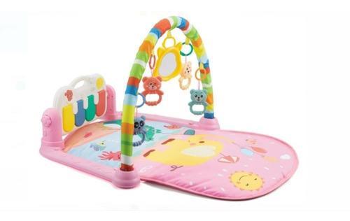 Tapete De Atividades Para Bebê Villa Piano Musical