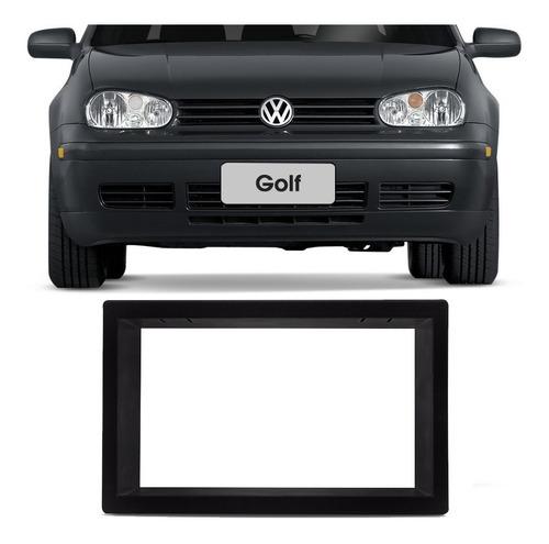 Moldura 2 Din - Golf 1999 Á 2010 Original